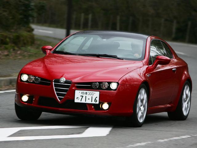 アルファ ロメオ アルファブレラ 2006年4月〜モデル