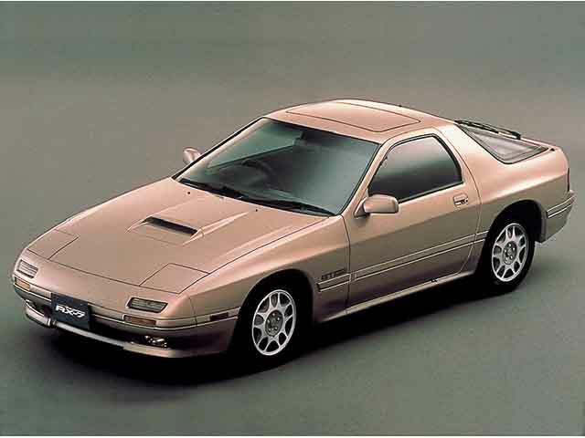 マツダ サバンナRX-7 新型モデル