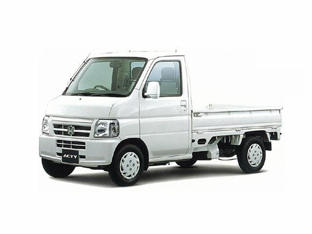 ホンダ アクティトラック 2007年2月〜モデル