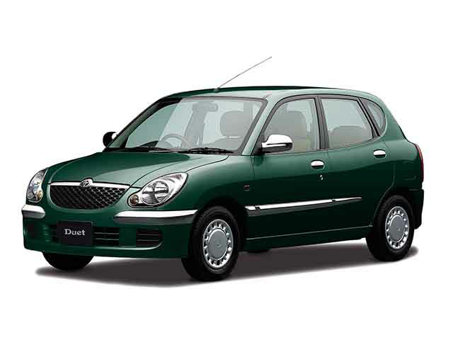 トヨタ デュエット 新型・現行モデル