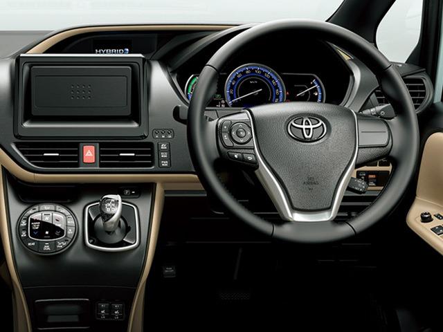 トヨタ ノア 2016年1月〜モデル