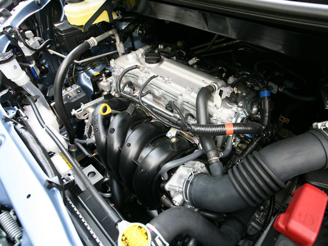 トヨタ ノア 2007年6月〜モデル