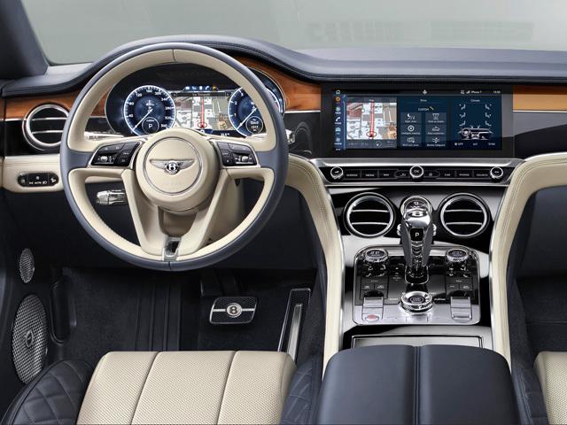 ベントレー コンチネンタルGT 新型・現行モデル