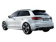アウディ RS3スポーツバック 新型モデル