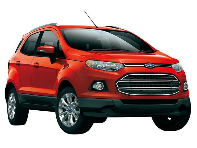 フォード エコスポーツ 新型・現行モデル