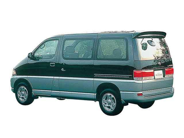 トヨタ ハイエースレジアス 新型・現行モデル