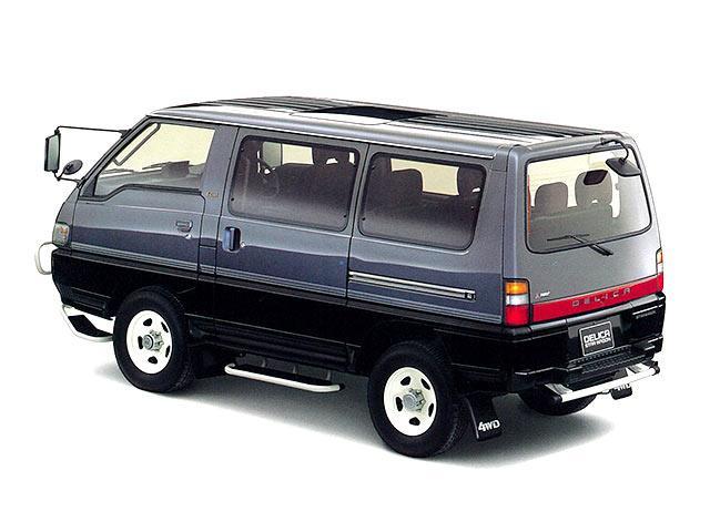 三菱 デリカスターワゴン 新型・現行モデル