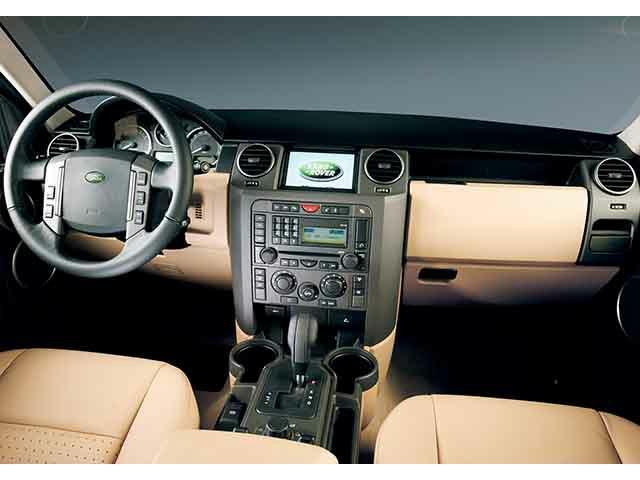 ランドローバー ディスカバリー3 新型・現行モデル