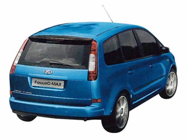 フォード フォーカスC-MAX 新型・現行モデル