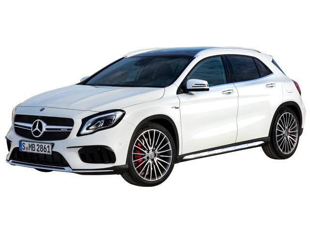 メルセデスAMG GLAクラス 新型・現行モデル