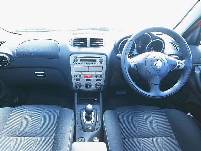 アルファ ロメオ アルファ147 新型・現行モデル