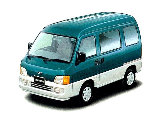 スバル サンバーディアスワゴン 新型・現行モデル