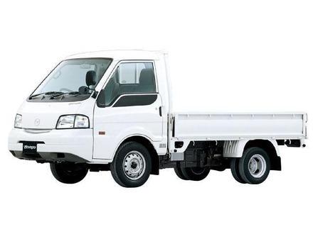 ボンゴトラック