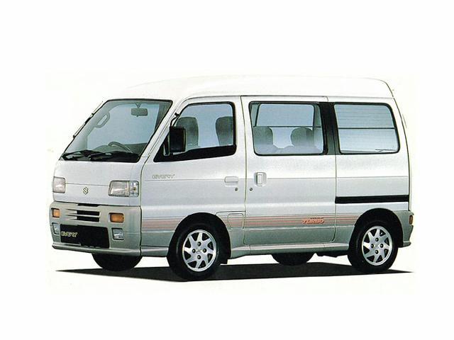 スズキ エブリイ 1991年9月〜モデル