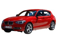 BMW 1シリーズ 2011年10月〜モデルのカタログ画像