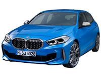 BMW 1シリーズ 2019年8月〜モデルのカタログ画像