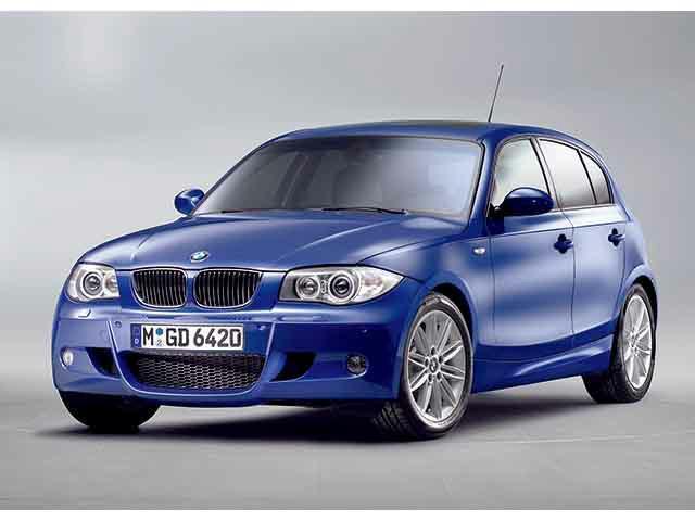 BMW 1シリーズ 2008年10月〜モデル