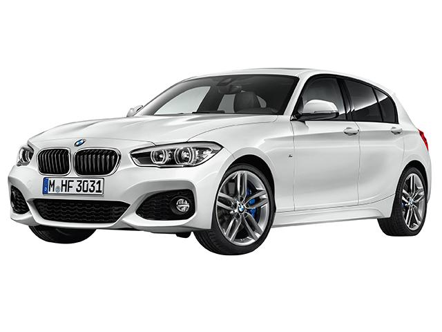 BMW 1シリーズ 2017年8月〜モデル