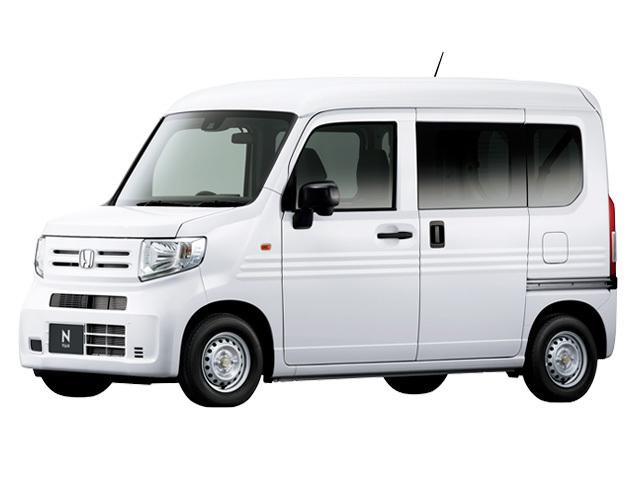 ホンダ N-VAN 新型・現行モデル