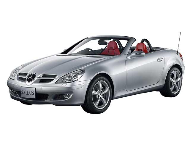 メルセデス・ベンツ SLKクラス 新型・現行モデル