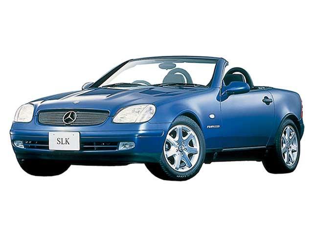メルセデス・ベンツ SLKクラス 1997年11月〜モデル