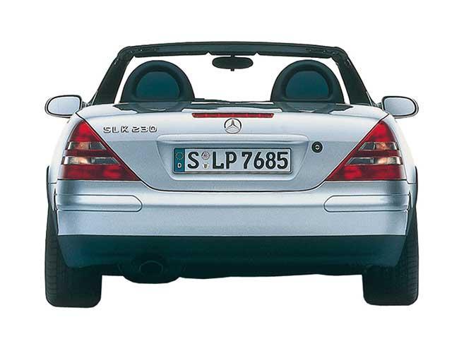 メルセデス・ベンツ SLKクラス 1997年2月〜モデル