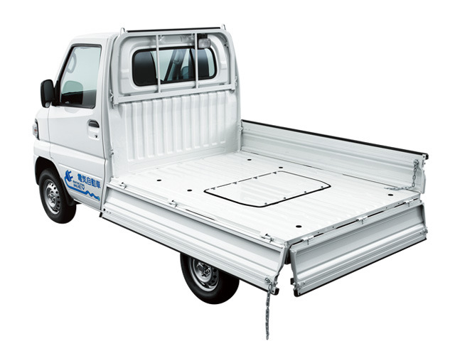 三菱 ミニキャブミーブトラック 新型・現行モデル