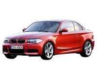 BMW 1シリーズクーペ 2008年10月〜モデルのカタログ画像