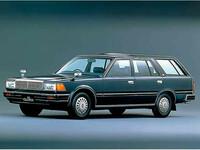 日産 グロリアワゴン 1983年6月〜モデルのカタログ画像
