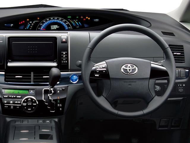 トヨタ エスティマハイブリッド 新型・現行モデル