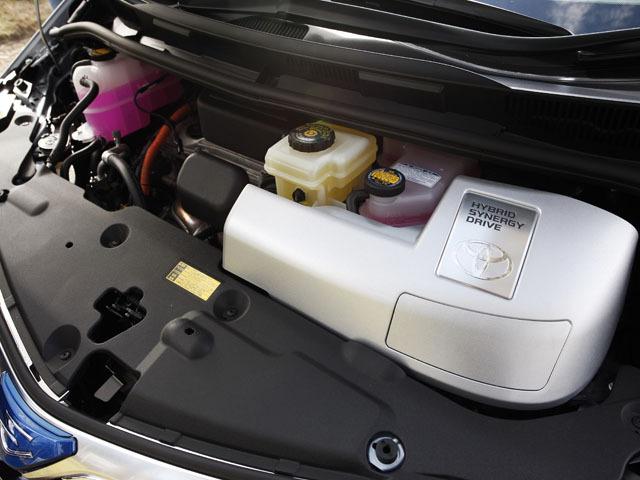 トヨタ エスティマハイブリッド 2012年5月〜モデル