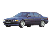 BMWアルピナ B12 1997年10月〜モデルのカタログ画像
