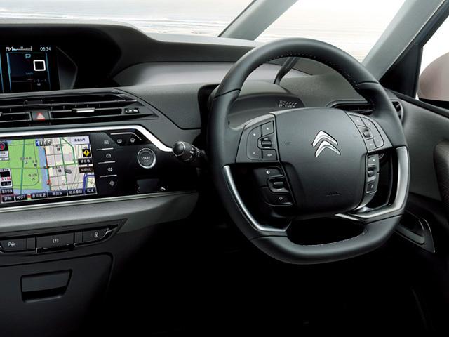 シトロエン グランドC4ピカソ 新型・現行モデル