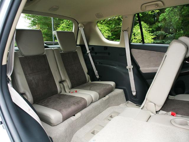 トヨタ ヴァンガード 新型・現行モデル