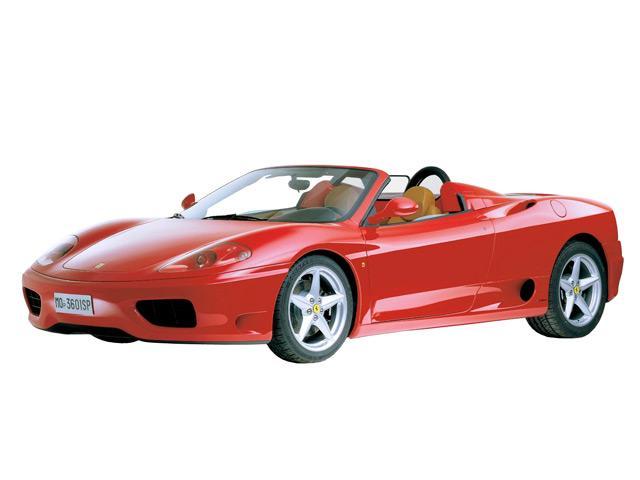 フェラーリ 360スパイダー 新型・現行モデル