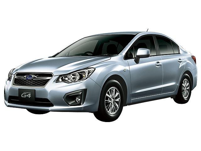 スバル インプレッサG4 新型・現行モデル