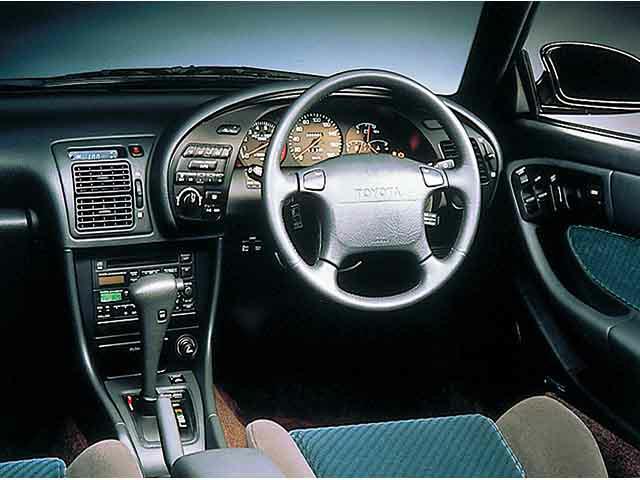 トヨタ セリカ 1989年9月〜モデル