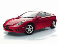 トヨタ セリカ 2002年8月〜モデルのカタログ画像