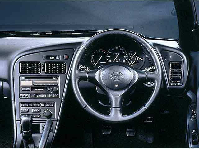 トヨタ セリカ 1995年8月〜モデル