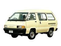 トヨタ タウンエースバン 1989年8月〜モデルのカタログ画像