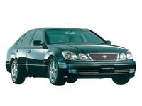 トヨタ アリスト 1997年8月〜モデルのカタログ画像