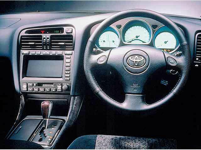 トヨタ アリスト 新型・現行モデル