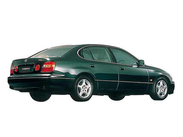 トヨタ アリスト 1997年8月〜モデル