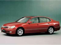 トヨタ アリスト 2000年7月〜モデルのカタログ画像