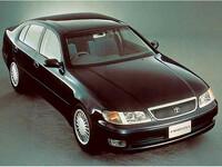トヨタ アリスト 1995年8月〜モデルのカタログ画像