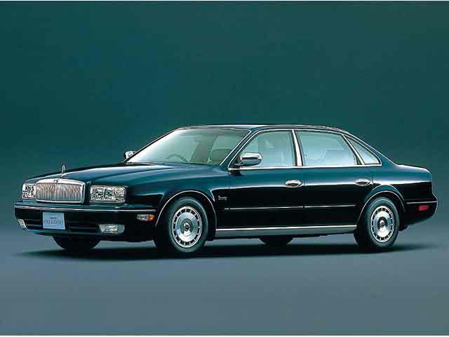 日産 プレジデント 1998年12月〜モデル