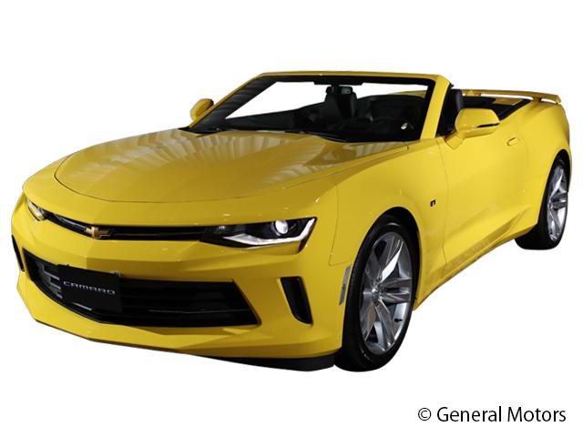 シボレー カマロコンバーチブル 新型・現行モデル