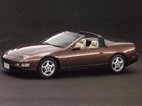 日産 フェアレディZコンバーチブル 1992年8月〜モデルのカタログ画像