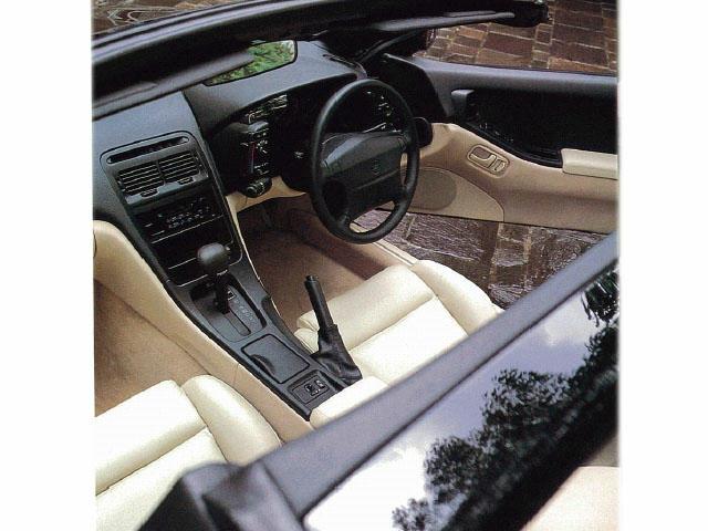 日産 フェアレディZコンバーチブル 1994年10月〜モデル