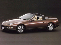 日産 フェアレディZコンバーチブル 1994年10月〜モデルのカタログ画像
